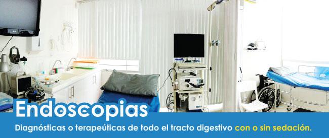 Endoscopia gastrica Bogotá