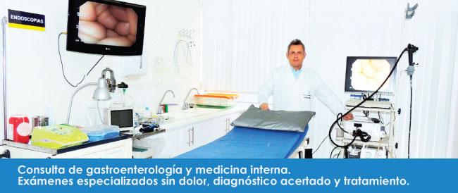 Médico gastroenterólogo Bogotá